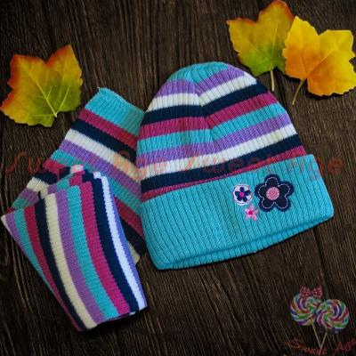Комплект шапка и шарф SW 2920